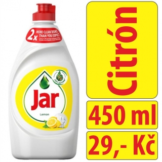 Jar 450 ml citrón